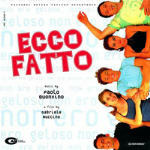 Cover CD Colonna sonora Ecco fatto