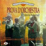 Cover CD Colonna sonora Prova d'orchestra