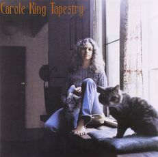 CD Tapestry Carole King