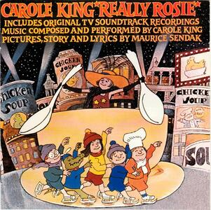 Really Rosie - CD Audio di Carole King