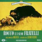 Cover CD Colonna sonora Rocco e i suoi fratelli