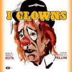 Cover CD Colonna sonora I clowns
