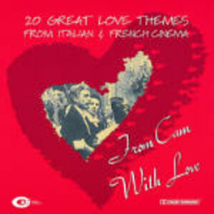 From Cam with Love (Colonna Sonora) - CD Audio