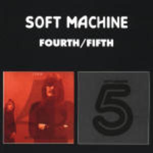 4 - 5 - CD Audio di Soft Machine