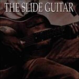 Slide Guitar Bottle Knive - CD Audio