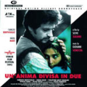 Un'anima Divisa in Due (Colonna Sonora) - CD Audio di Giovanni Venosta