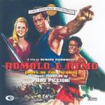 Cover CD Colonna sonora Romolo e Remo
