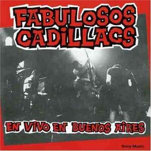 En vivo en Buenos Aires - CD Audio di Los Fabulosos Cadillacs
