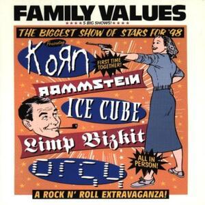 Family Values Tour '98 - CD Audio