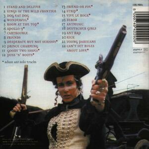 Antmusic - CD Audio di Adam & the Ants - 2