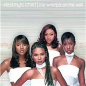 The Writing's on the Wall - CD Audio di Destiny's Child