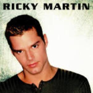 Ricky Martin - CD Audio di Ricky Martin