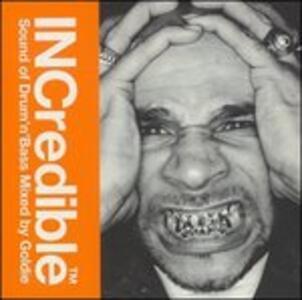 Incredible - CD Audio di Goldie