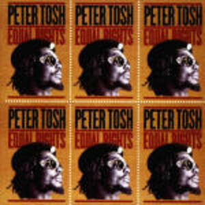 Equal Rights - CD Audio di Peter Tosh