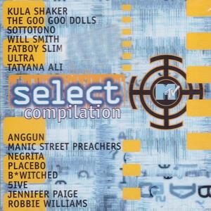 Select MTV Compilation - CD Audio