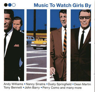 Music to Watch Girls Go by - CD Audio