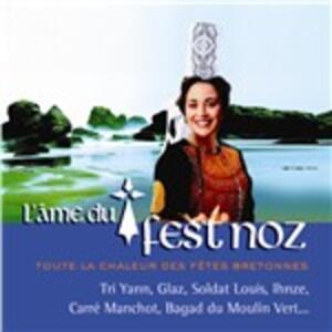 L'ame Du Fest Noz - CD Audio