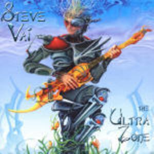 The Ultrazone - CD Audio di Steve Vai