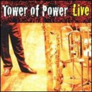 Soul Vaccination. Live - CD Audio di Tower of Power
