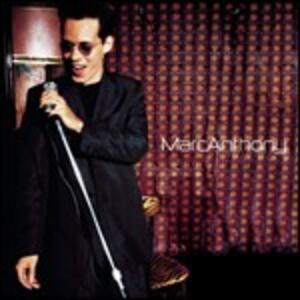 Marc Anthony - CD Audio di Marc Anthony