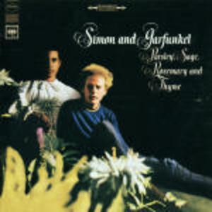 Parsley Sage Rosemary & Thyme - CD Audio di Paul Simon,Art Garfunkel