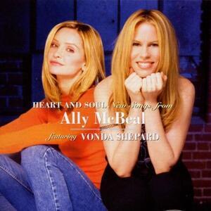 Ally Mcbeal (Colonna Sonora) - CD Audio