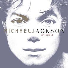 CD Invincible Michael Jackson