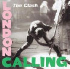 CD London Calling Clash
