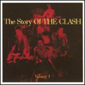 The Story of the Clash vol.1 - CD Audio di Clash