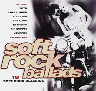 Soft Rock Ballads - CD Audio
