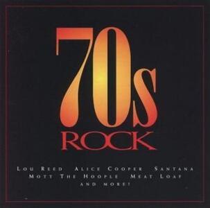70's Rock - CD Audio