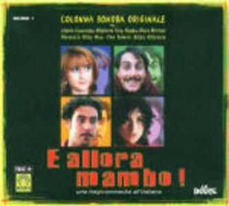 E Allora Mambo (Colonna Sonora) - CD Audio