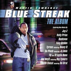 Blue Streak (Colonna Sonora) - CD Audio