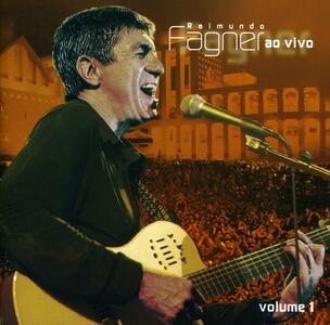 Live 1 - CD Audio di Raimundo Fagner