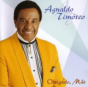 Obrigado Mae - CD Audio di Agnaldo Timoteo