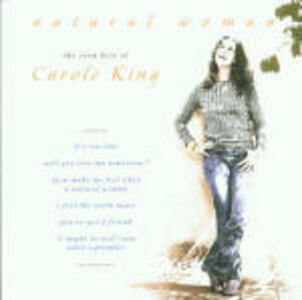 Natural Woman: The Very Best of - CD Audio di Carole King