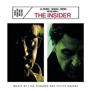 The Insider (Colonna Sonora) - CD Audio