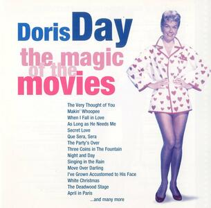 Magic of the Movies - CD Audio di Doris Day