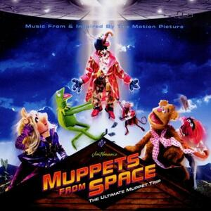 Muppets from Space - CD Audio