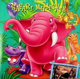 Safari Musicale - CD Audio