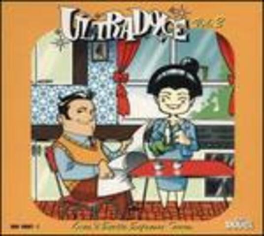 Ultradolce vol.2 - Vinile LP