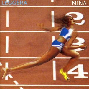 Leggera - CD Audio di Mina