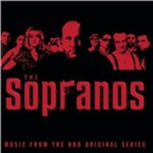 The Sopranos (Colonna Sonora) - CD Audio