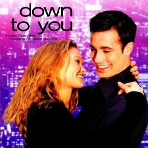 Down to You - CD Audio