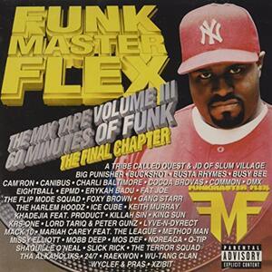 Funkmaster Flex - the Mix Tape vol.3 - CD Audio