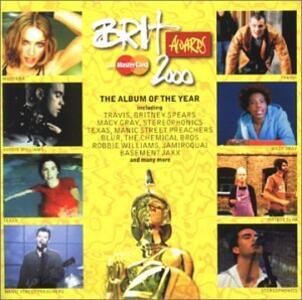Brit Awards 2000 - CD Audio