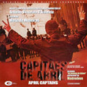 Capitaes De Abril (Colonna Sonora) - CD Audio di Antonio Victorino D'Almeida