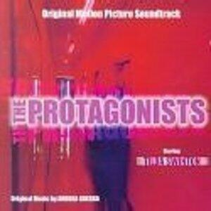 The Protagonist (Colonna Sonora) - CD Audio