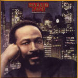 Midnight Love - CD Audio di Marvin Gaye