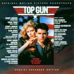 Cover CD Colonna sonora Top Gun